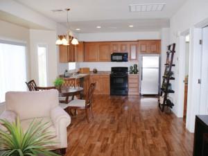 Living Room for Villas at Viking Road Apartments in Las Vegas