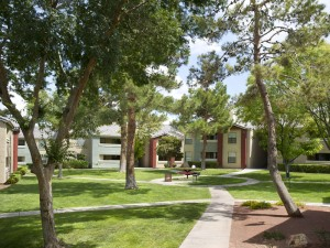 Crystal creek apartments in Nevada
