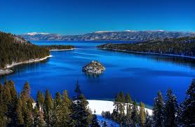 Lake Tahoe in Nevada