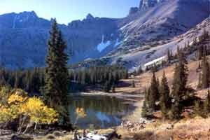 Great Basin in Nevada